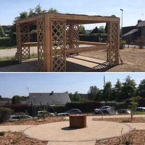 Rochefort-en Terre EHPAD - Livraison du chantier